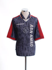 1996-97 Ajax Away Shirt L