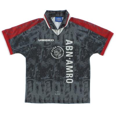1996-97 Ajax Umbro Away Shirt XL