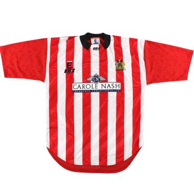 1996-97 Altrincham En-s Home Shirt *Mint* L