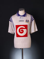 1996-97 Anderlecht Home Shirt *BNWT* L