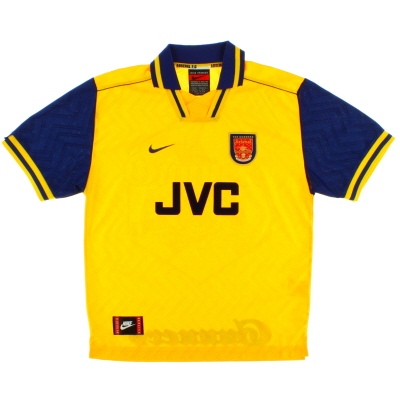 1996-97 Arsenal Away Shirt *Mint* XXL