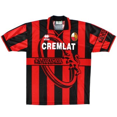 1996-97 AS Lucchese Home Shirt XL