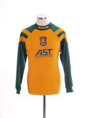 1996-97 Aston Villa Goalkeeper Shirt M