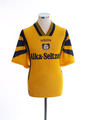 1996-97 Bayer Leverkusen Away Shirt L