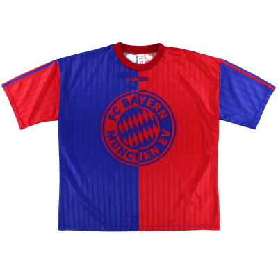 1996-97 Bayern Munich Training Shirt XXL
