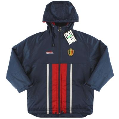 1996-97 Belgium Diadora Bench Coat *w/tags* XL
