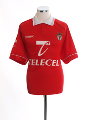 1996-97 Benfica Home Shirt XL