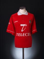 1996-97 Benfica Home Shirt XL