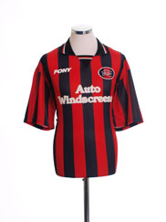1996-97 Birmingham Away Shirt L