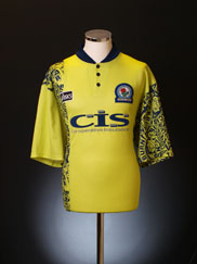 1996-97 Blackburn Away Shirt XXL