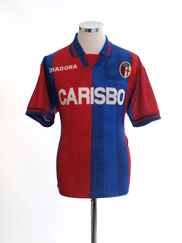 1996-97 Bologna Home Shirt L