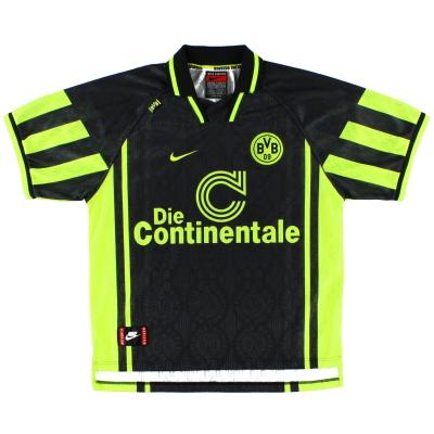 1996-97 Borussia Dortmund Away Shirt XL