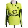 1996-97 Borussia Dortmund Home Shirt Ricken #18 L/S S