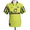 1996-97 Borussia Dortmund Home Shirt Chapuisat #9 XL