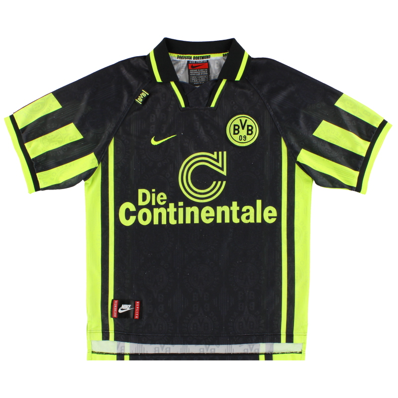 1996-97 Borussia Dortmund Nike Away Shirt XL