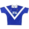 1996-97 Brescia Home Shirt Neri #7 *Mint* S