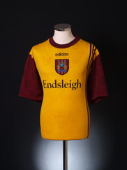 1996-97 Burnley Away Shirt *Mint* XXL