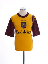 1996-97 Burnley Away Shirt *Mint* S