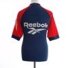 1996-97 Cagliari Reebok Training Shirt L