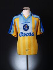 1996-97 Chelsea Away Shirt Y