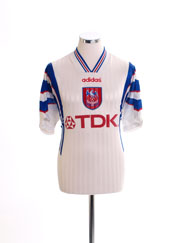 1996-97 Crystal Palace Away Shirt L