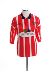 1996-97 Derry City Home Shirt XL