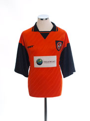 1996-97 Dundee United Home Shirt L