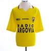 1996-97 FC Aarau Match Issue Away Shirt Viceconte C. #24 XXL