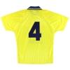 1996-97 Fenerbahce adidas Away Shirt #4 L