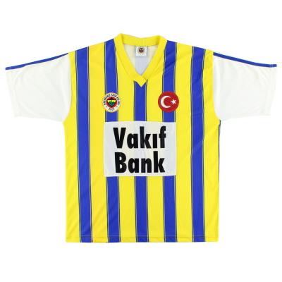 1996-97 Fenerbahce Fans T-Shirt *Mint* L