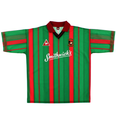 1996-97 Glentoran FC Home Shirt *Mint* XL