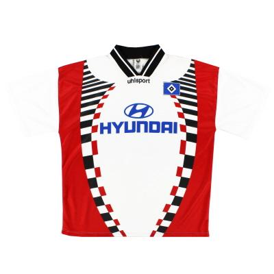 1996-97 Hamburg Home Shirt XL