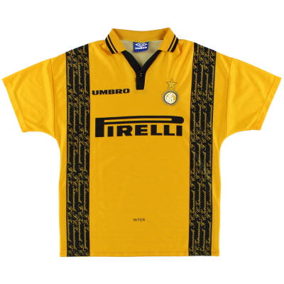 1996-97 Inter Milan Third Shirt M
