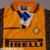 1996-97 Inter Milan Third Shirt *BNWT* L