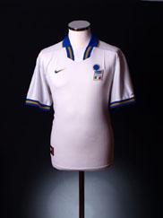 1996-97 Italy Away Shirt S