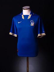 1996-97 Italy Home Shirt XXL