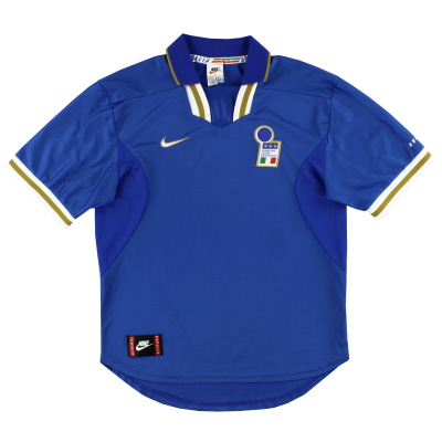 1996-97 Italy Nike Home Shirt M