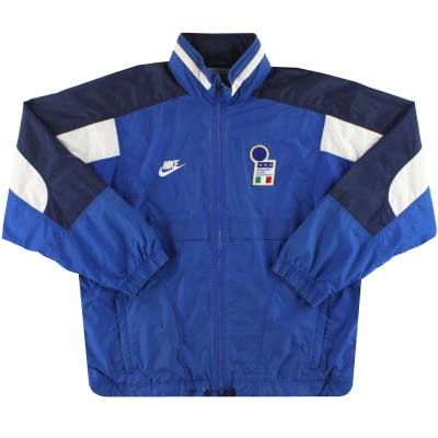 1996-97 Italy Nike Rain Jacket M