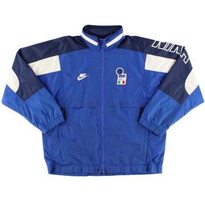 1996-97 Italy Nike Windbreaker Jacket *Mint* M