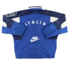 1996-97 Italy Nike Windbreaker Jacket *Mint* M