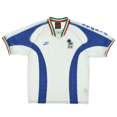 1996-97 Italy Training Shirt L