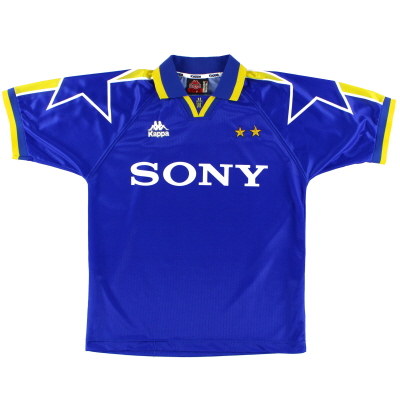 1996-97 Juventus Away Shirt L