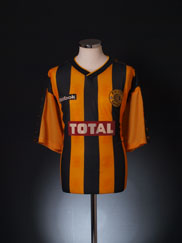 1996-97 Kaizer Chiefs Home Shirt XL