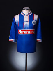 1996-97 Karlsruhe Away Shirt *Mint* XXL