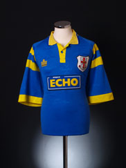 1996-97 Lincoln City Away Shirt XL