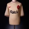 1996-97 Liverpool Away Shirt Barnes #10 XL