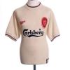 1996-97 Liverpool Away Shirt Fowler #9 L