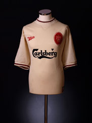 1996-97 Liverpool Away Shirt Y