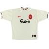 1996-97 Liverpool Reebok Away Shirt McAteer #4 XL