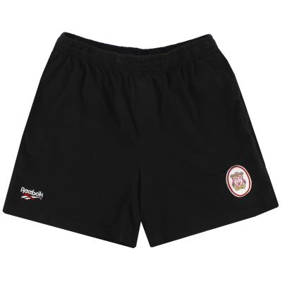 1996-97 Liverpool Reebok Training Shorts M